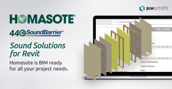 Homasote is BIM ready for all your project needs.